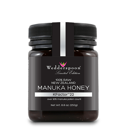 Wedderspoon Manuka Honey KFactor 22