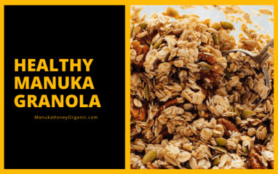Healthy Manuka Granola Recipe